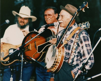 Mark Jones,George McCormick,Grandpa Jones